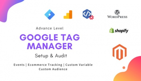 Google Tag Manager Setup and Installation
