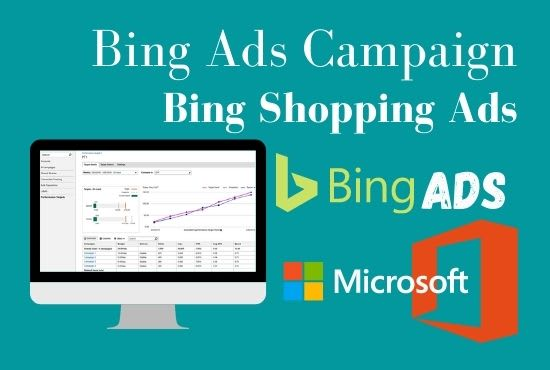 Hire a Bing Shopping Campaign Setup Specialist / Freelancer