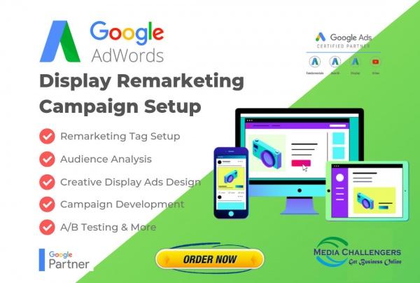 Google Display Campaign Setup And Optimization